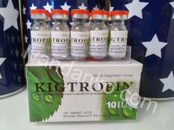 Kigtropin 100 iu hgh for sale