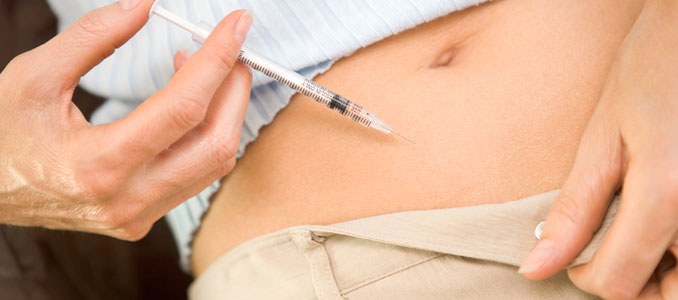 How to use HGH injections